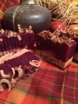 Spiced Cranberry Orange Bar Soap