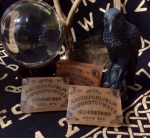 Ouija Board Spicy Smoke Scented Bar Soap